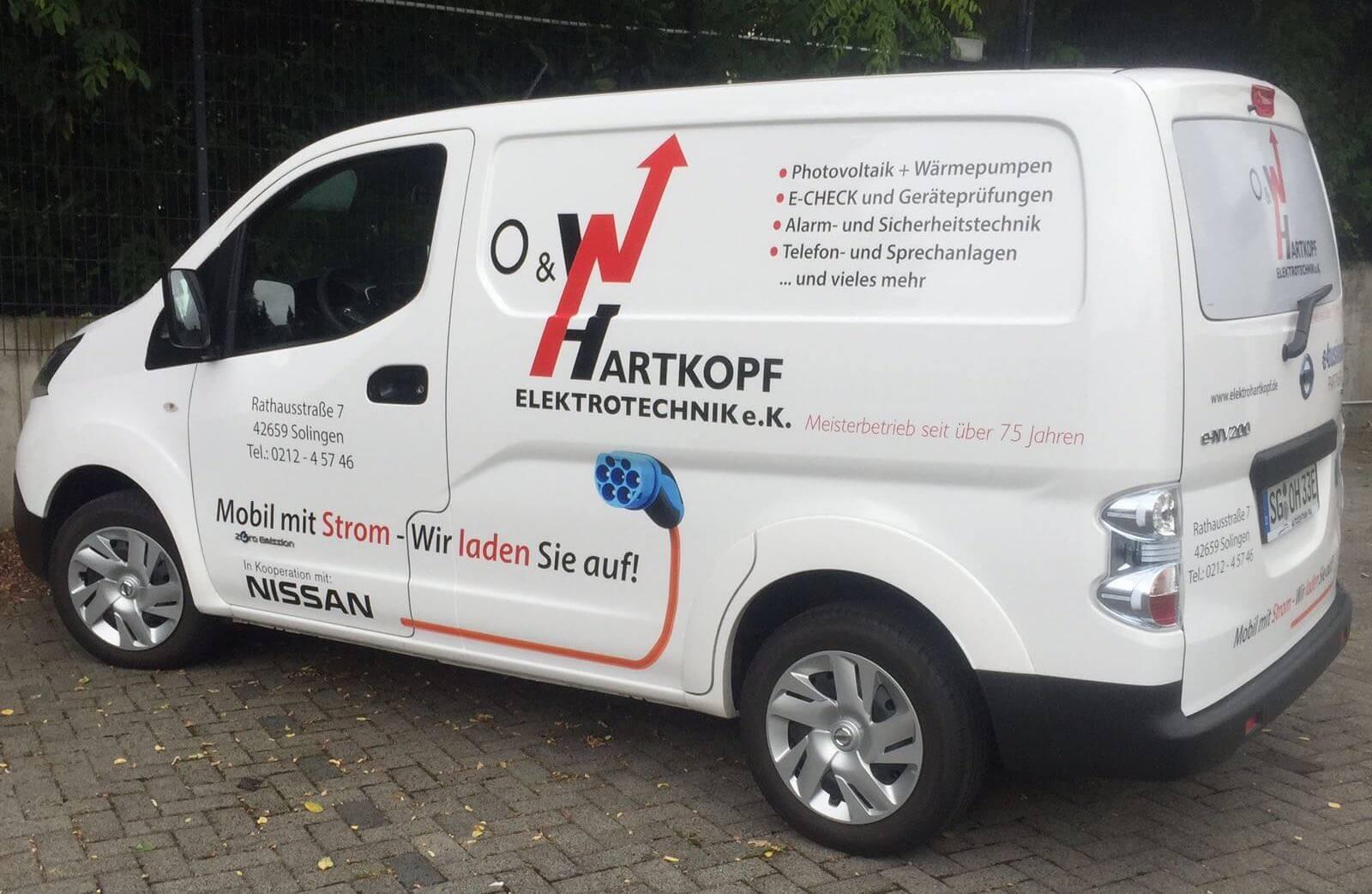 Elektrotechnikbetrieb Hartkopf Solingen