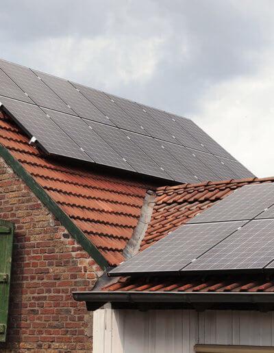 Photovoltaikanlage in Solingen bei Elektrotechnik Hartkopf