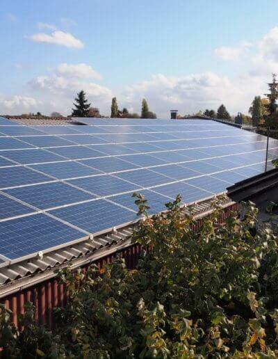 Photovoltaikanlage Elektroinstallation Hartkopf