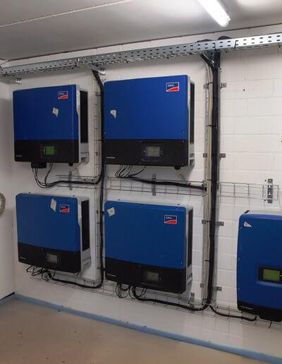 Solaranlage Mettmann Solingen Elektroinstallation Hartkopf
