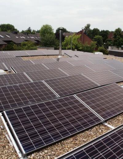 Dr. Kuhn Photovoltaikanlage in Solingen bei Elektrotechnik Hartkopf