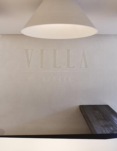 Villa Stöcken mit Elektrotechnik Hartkopf